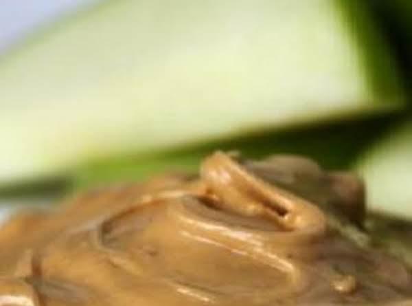 Honey Peanut Butter Dip- Mom's Recipe