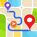 Free GPS Navigation & Maps, Directions icon