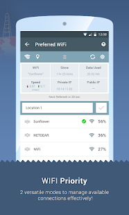 Super WiFi Manager- screenshot thumbnail