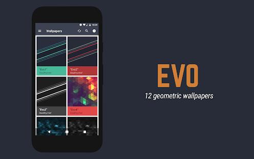 Evo Icon Pack Screenshot