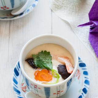 Chawanmushi (Savory Steamed Egg Custard).