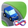 Road Trip FRVR - Connect the Way of the Car Puzzle apk