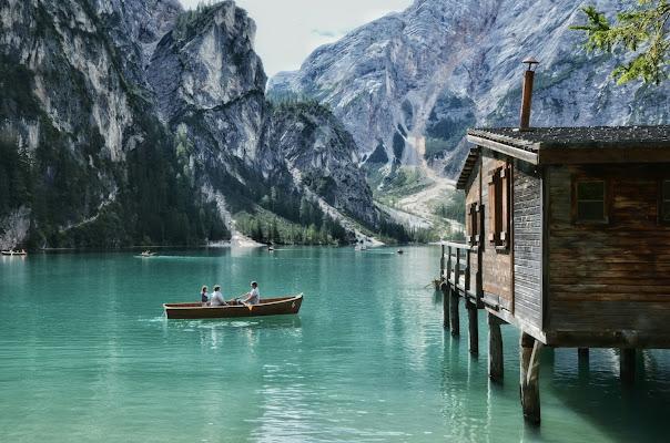 La casa sul lago di mazzarolo