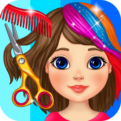 Hair saloon - Spa salon (game)