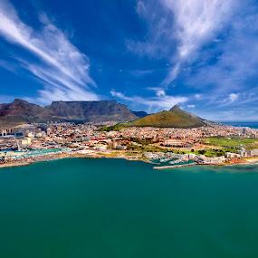 Cape Town by David Morris - Landscapes Travel