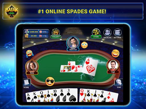 Batak Club: Online Batak Eu015fli Batak u0130haleli Batak 5.28.8 screenshots 9