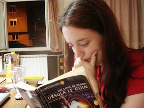Photo: Book club preparations