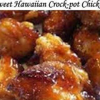 Sweet Hawaiian Crock-Pot Chicken.