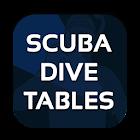 Scuba Dive Tables icon