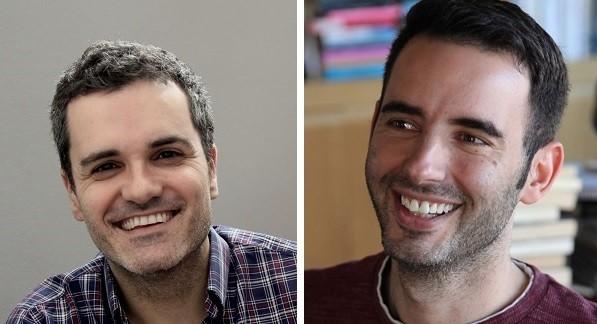 """Carlos Montero y Darío Madrona, los creadores y productores ejecutivos de \""""Élite\"""""""