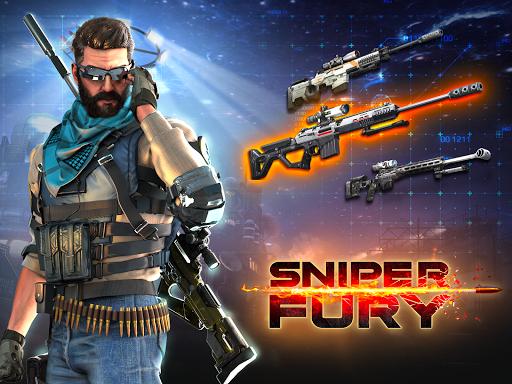 Sniper Fury: Online 3D FPS & Sniper Shooter Game 5.1.3a Mod screenshots 1