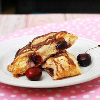 Cherry Cheesecake Pastry Braid #SundaySupper