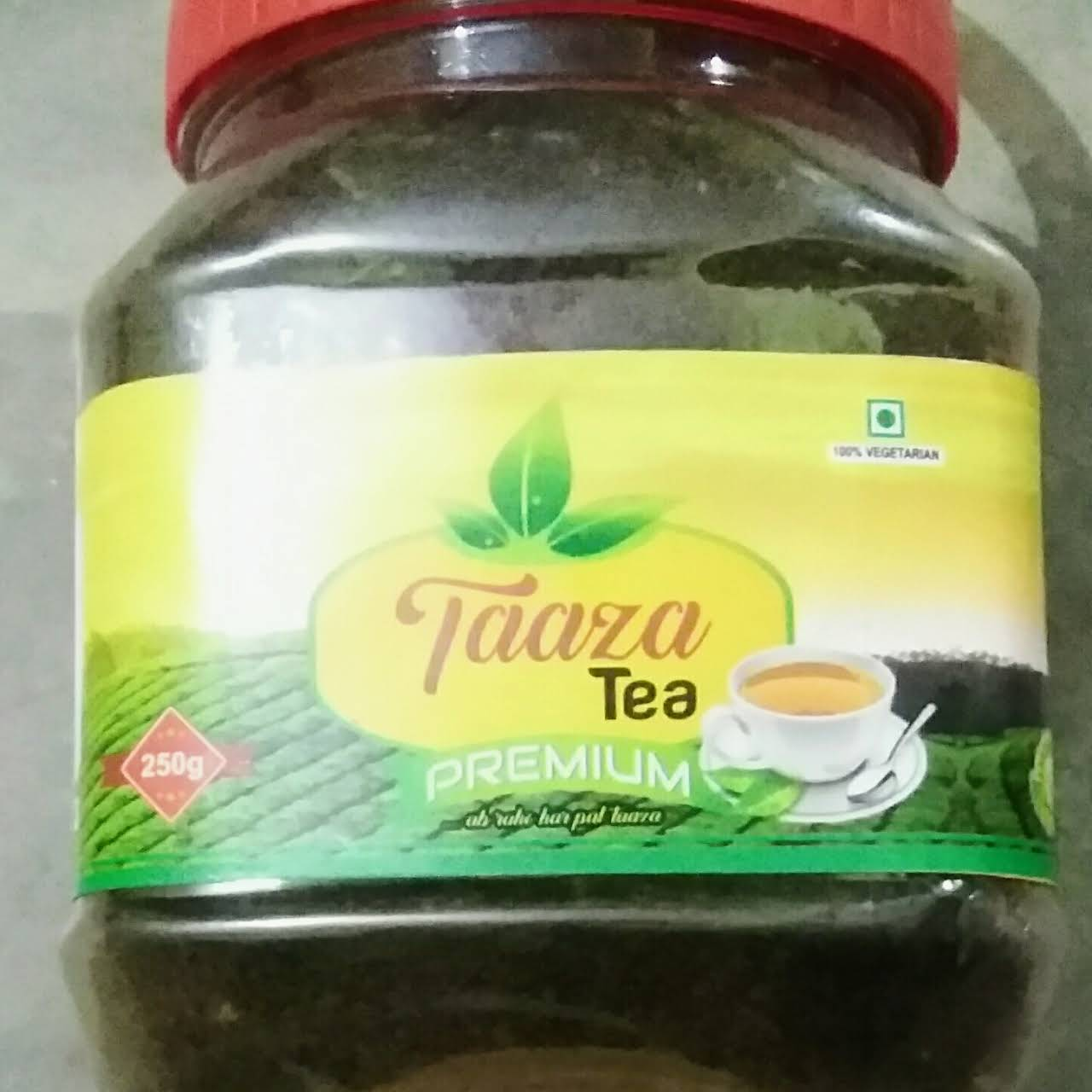 TAAZA TEA - The best quality tea suppliers