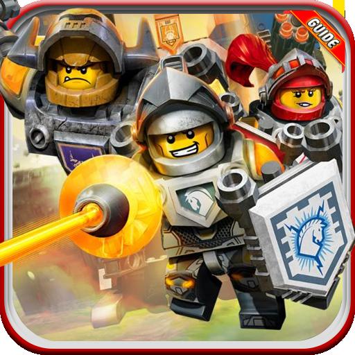 Tips for LEGO NEXO KNIGHTS MERLOK 2.0 (app)