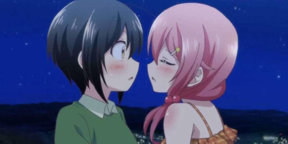 Tachibanakan To Lie Angle (Love to Lie Angle)