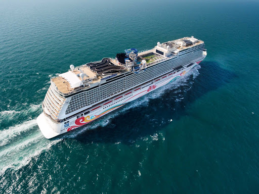 Cruise to China and Japan on Norwegian Joy, which debuted in April 2017.