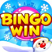 Bingo Win: Play Bingo with Friends!