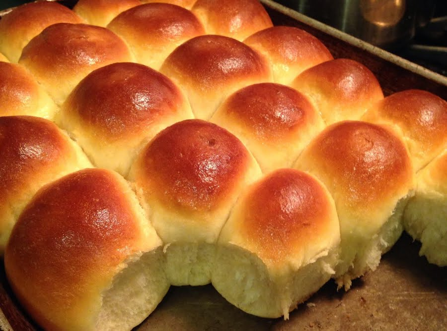 The Best Sweet Yeast Roll Dough Recipe | Easy Step-by-Step ...