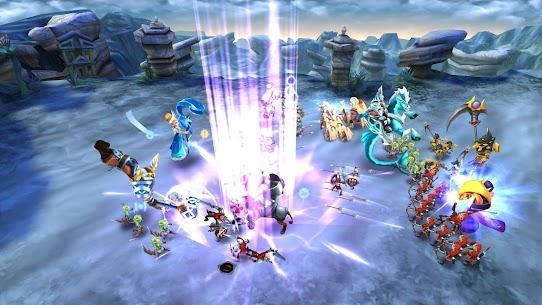 Wartide Heroes of Atlantis MOD (Unlimited Energy/Unsuccessful Skills) 6