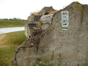 Photo: Szlak dla twardzieli wiedzie przez Twierdzę Osowiec