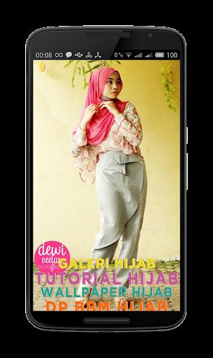 Koleksi Hijab Warna Pastel