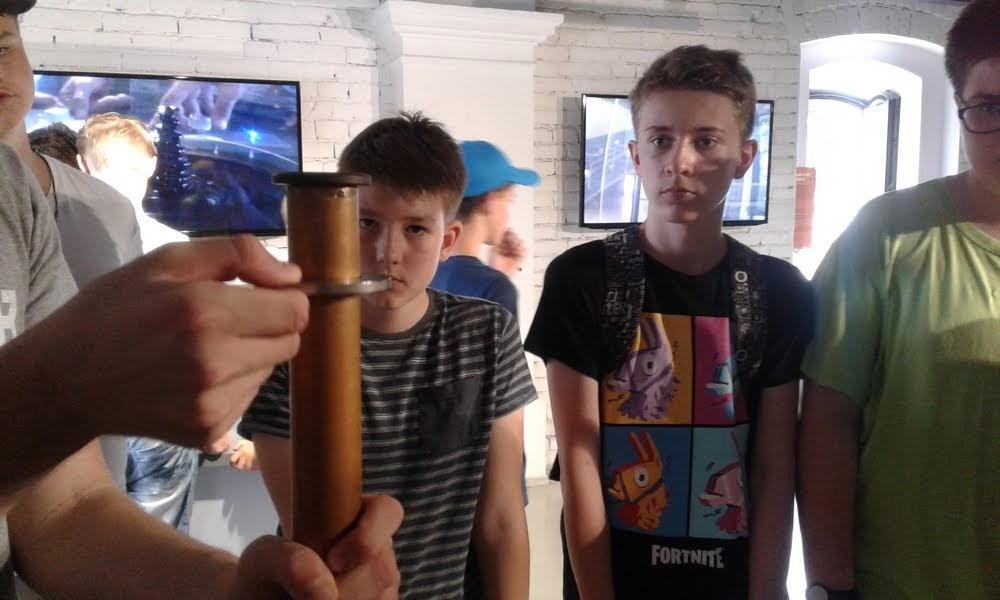 Exkurzia žiakov 7. ročníkov v Steelparku a STM v Košiciach