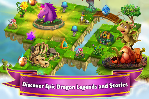 Dragon Land - Free Merge and Match Puzzle Game 0.36 screenshots 7