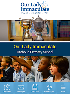 Our Lady Immaculate Primary- screenshot thumbnail