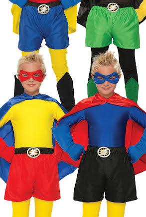 Hero shorts, barn