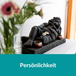 Yoga Nidra Persönlichkeit