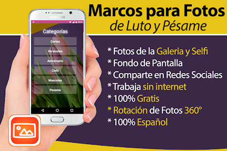 Download Marcos de Luto para Decorar Fotos Marcos de Pesame For PC Windows and Mac apk screenshot 1