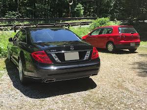 CLクラス W216 2011年式 AMGスポーツパッケージ 4.7ツインターボのカスタム事例画像 だぁビッシュさんの2019年06月14日04:27の投稿