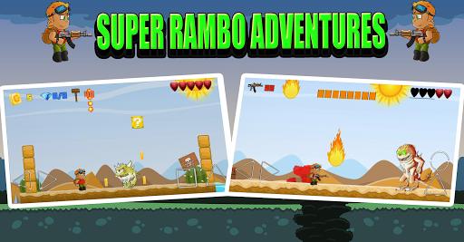 Super Rambo Adventures apkmind screenshots 3