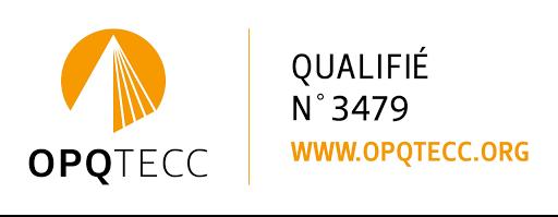 LCG - Certifié OPQTECC