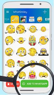 WhatSmiley – ابتسامات  وأشكال تعبيرية وملصقات 3