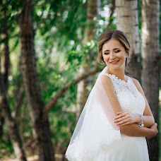 Wedding photographer Anastasiya Brening (nastya91). Photo of 07.09.2016