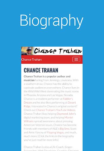 Chance Trahan