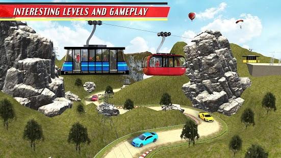 Extreme Sky Tram Driver Simulator - Tourist Games - náhled