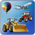 Learn Vehicles for Kids icon