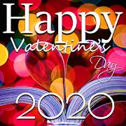 عيد الحب بطاقات المعايدة 2020