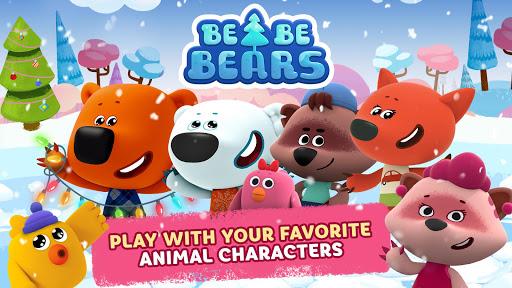 Be-be-bears - Creative world apkpoly screenshots 2