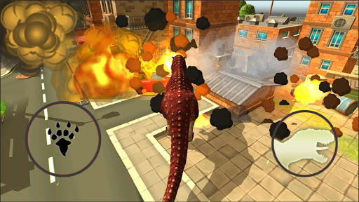Dinosaur Simulator: Dino World  screenshots 4