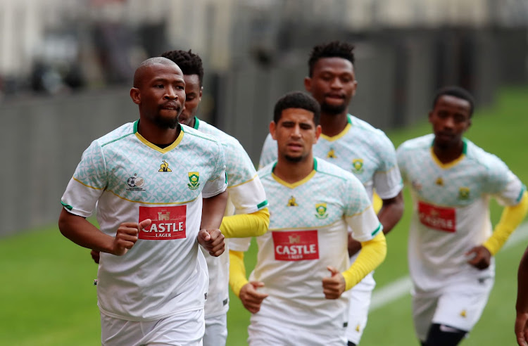 Bafana Bafana will look for back to back win against Sao Tome and Principe.