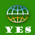 Yes프리전화 icon