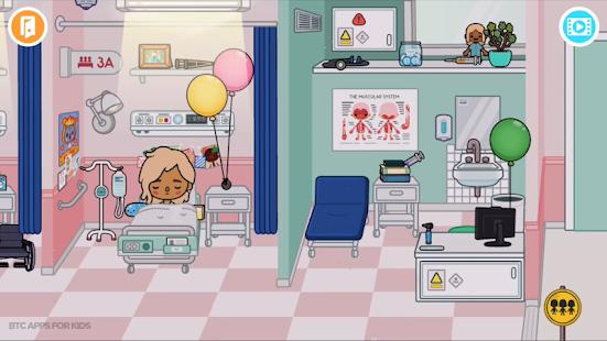 Guide Toca Life: Hospital - náhled
