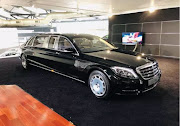 The Mercedes-Maybach Pullman S600 (X222) was made famous by Steve McQueen and Bruce Willis.