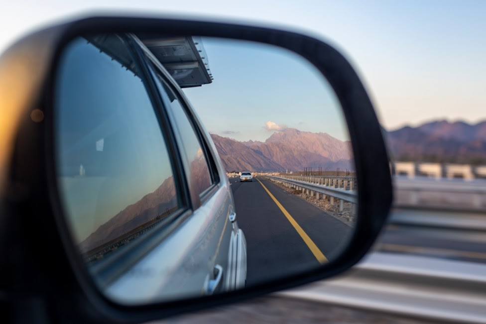 samochodem po Omanie