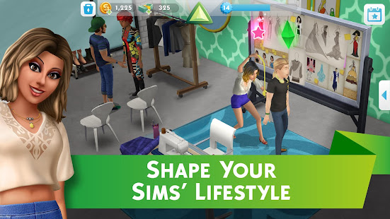 Game The Sims™ Mobile APK for Windows Phone