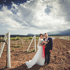 Wedding photographer Alina Shacilo (alinashatsilo). Photo of 09.06.2016