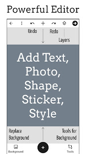 Add Text app: Text on Photo Editor